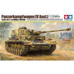 Panzer Kampfwagen IV Ausf J  (S.Mot)  1/16