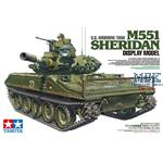US Airborne  M551 Sheridan Display Model 1/16