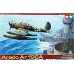 Arado Ar. 196 A deutsches Wasserflugzeug WWII 1/48