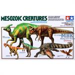 Mesozoic Creatures Set