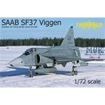 Saab SF-37 'Viggen' photo-reconnaissance