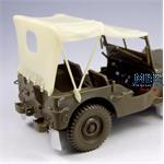 Willys Jeep Tarp Set
