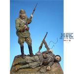 British Soldier & Tank Crewman 1940´s