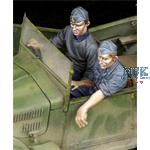Italian Driver & NCO for 508 Coloniale WWII