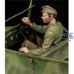 Hungarian Driver for 508 CM Coloniale WWII