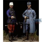 Austro-Hungarian Officers WWI