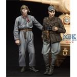 Finnish Tank Crew WWII