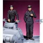 German Waffen SS / Heer Tank /SPG Crewman SET