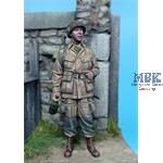US paratrooper WWII Normandy