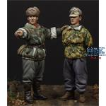 German Soldier & Scout