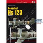 Kagero Top Drawings 42 Henschel Hs 123