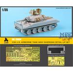 M551 Sheridan (Tamiya) Detail up Set