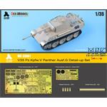 Panther Ausf.G (Academy) Detail up Set