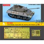 British Tank M10 IIC Achilles Detail-up Set