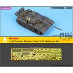 Russian Medium Tank T-55 Detail-up Set
