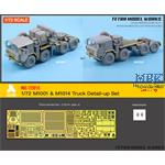 M1001 & M1014 Truck Detail-up Set