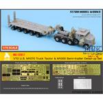 US M1070 & M1000 Trailer Detail-up Set