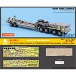 MAZ-537G Tractor w/CHMZAP-5247G Detail Set