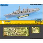 HMS TYPE 23 Frigate - Montrose [F236] Detail Set