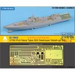 PLA Navy Type 055 Destroyer Detail-up Set