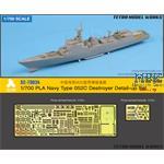 PLA Navy Type 052C Destroyer Detail-up Set