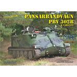 """Pansarbandvagn 302 B   Der """"schwedische M113"""""""