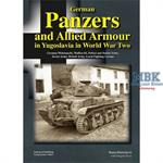 German Panzers and Allied Armour in Yugoslavia WW2