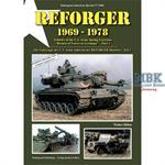 Tankograd American Spezial Reforger 1969-1978
