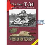 Tankograd The First T-34 Birth of a Legend LIMITED