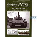 "Tankograd Bundeswehr Special \""Leopard frühe Jahre"