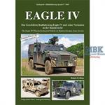 Das Geschützte Radfahrzeug Eagle IV und Varianten