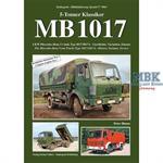 5 Tonner Klassiker MB1017 Geschichte, Varianten...