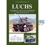 Luchs Spähpanzer AO / A1 / A2 in der Bundeswehr