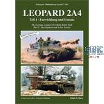 Leopard 2A4 Teil 1 Entwicklung und Einsatz