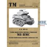 Tankograd Technical Manual Panzerhaubitzen 75mm M8