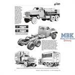 Studebaker US6 2 ½-ton 6x6 & 6x4 Trucks