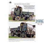 British Bedford TM 4-4 und 6-6 LKW Serie