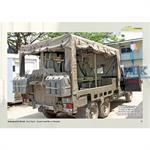Perentie  Der Land Rover der Australischen Armee