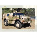 Dingo 2 GE A3.3 PatSi Patroullien/Sicherungsfahrz.
