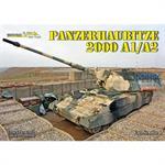 Panzerhaubitze 2000 A1/A2 mit Zusatzpanzerung