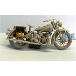 US Military Indian 741B (2 kits in Included)  1/35