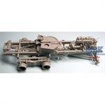 British Scammell Pioneer R100 heavy artillery tra.