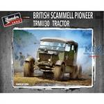 British Scammell Pioneer TRCU30 TRACTOR