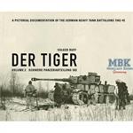 Der Tiger Vol 2: schwere Panzerabteilung 502
