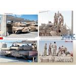 Danish Leopard 2A5DK in Afghanistan