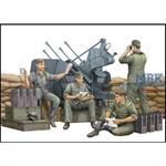 German Anti-Aircraft Gun Crew