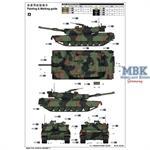 US M1A1 AIM Main Battle Tank  in 1:16