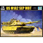 US M1A2 SEP MBT 1:16