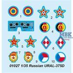 Russian URAL-375D