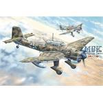 Junkers Ju-87R Stuka in 1:24